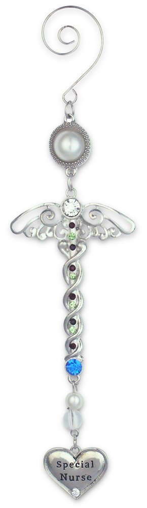 Special Nurse Jeweled Ornament