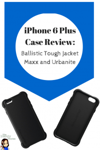 iPhone 6 Plus Case Review: Ballistic Tough Jacket Maxx and Urbanite