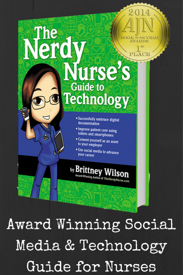 Award Winning Social Media and Technology Guide for Nurses