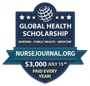 Announcing the NurseJournal.Org Global Health Scholarship