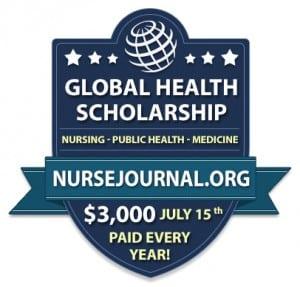 Nurse Journal Global Health Scholarship