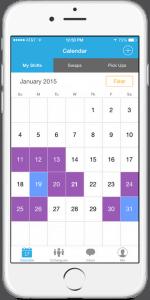 NurseGrid Calendar