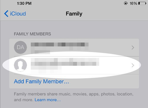 A Complete Reference Guide to Set-Up Family Sharing in iOS 8