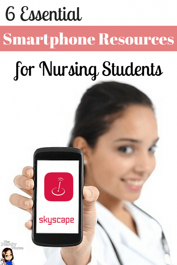 6 Essential Smartphone Resources for Nursing Students