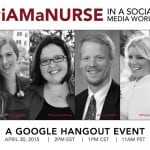 Hangout with Social Media's Top Nurses and the Mayo Clinic