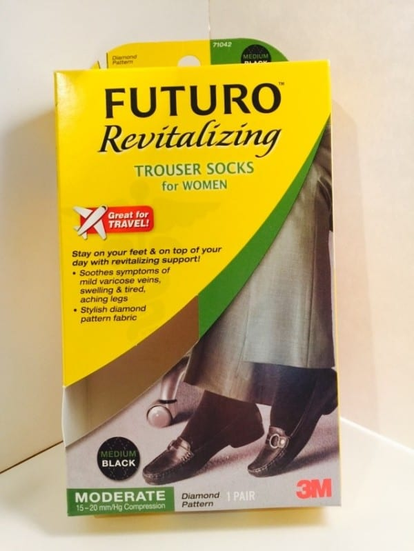 FUTURO Revitalizing Trouser Socks