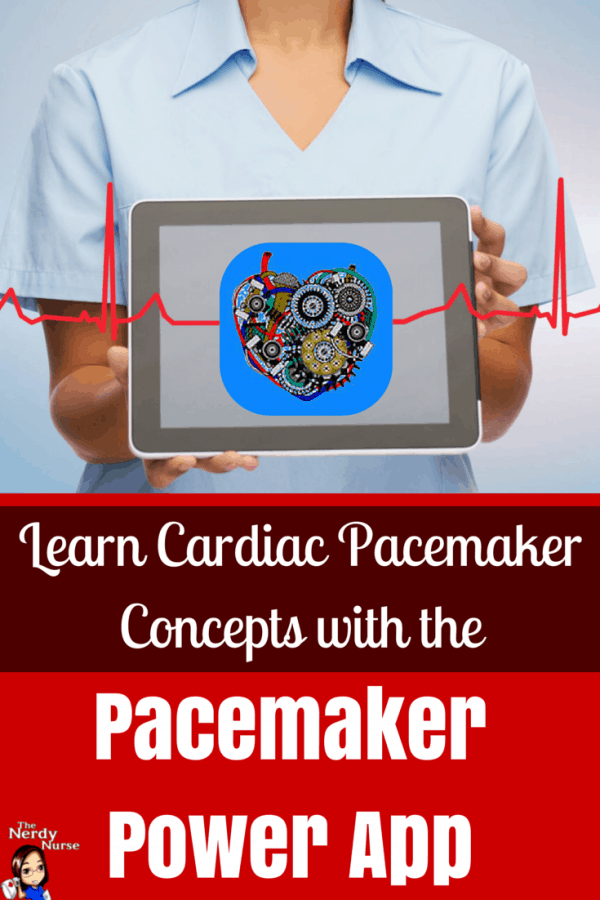 Learn Cardiac Pacemaker Concepts with the Pacemaker Power App