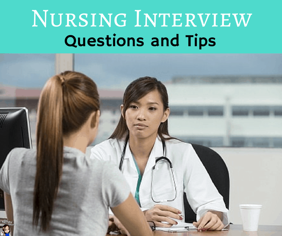Nurse Quiz: Nursing Interview Questions And Tips