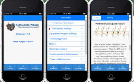 Pacemaker Power App