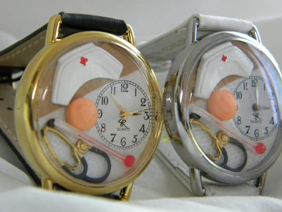 Nurses Watch From SunnyRiverCreations