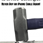 Indestructible iPhone Charger – Never Buy an iPhone Cable Again!