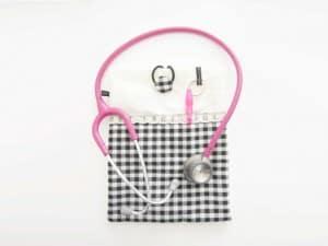Nurse Tool Belt Bag