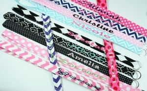 Personalized Nurse Lanyard