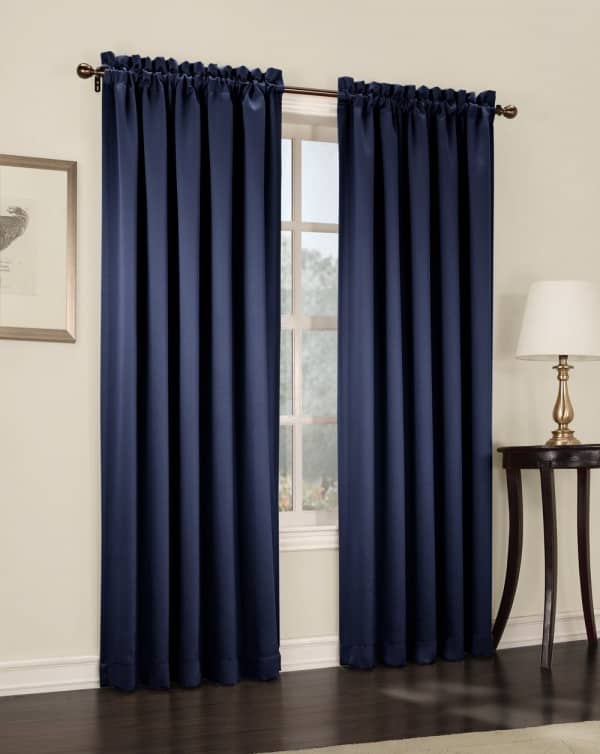 Room Darkening Curtain Panel blackout curtains
