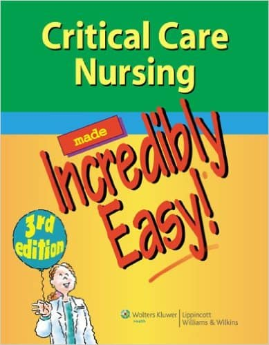 Nursing made incredibly easy