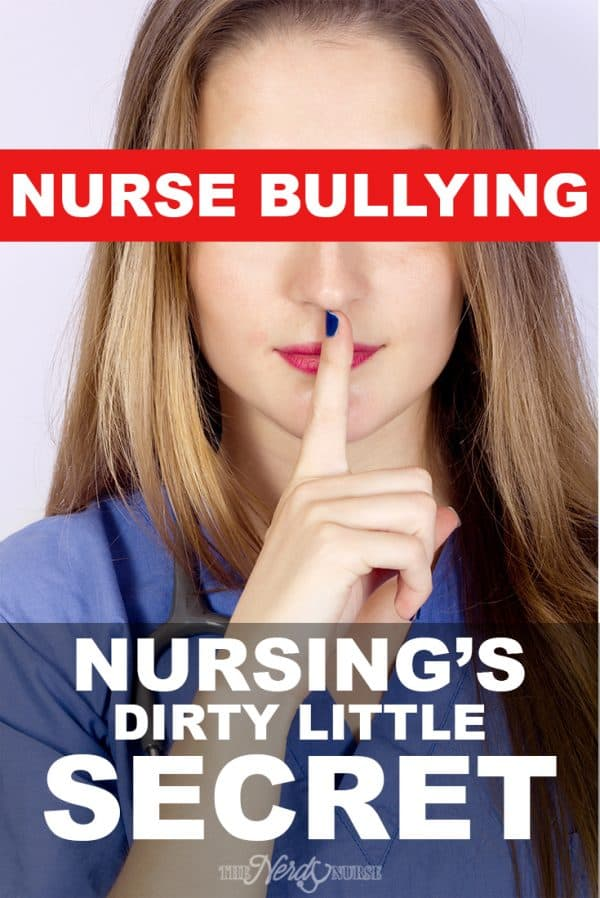 nurse bullying