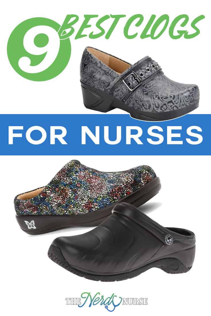 best clogs for nurses