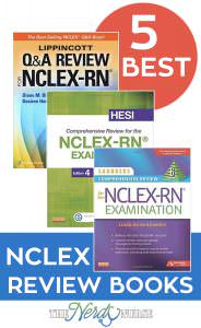 5 Best NCLEX Review Books