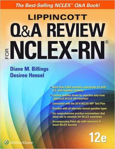 nclex review books