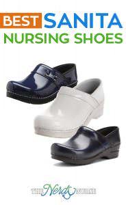 Best Sanita Nursing Shoes