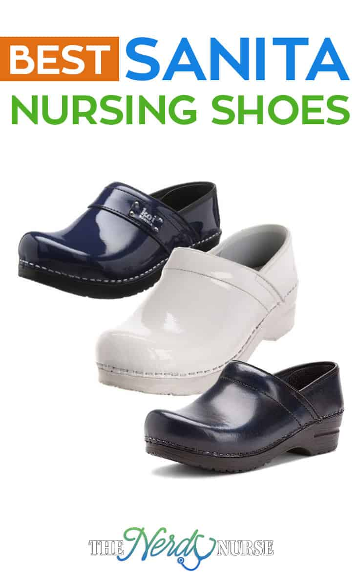 If you are sick of feeling miserable about your tired feet at the end of your shift, Sanita nursing shoes are a good place to start with getting comfortable.