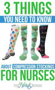What if I said your next shift might be your best, but only if you wear the best outfit? We're talking compression stockings for nurses and how they help.