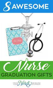 8 Awesome Nurse Graduation Gifts