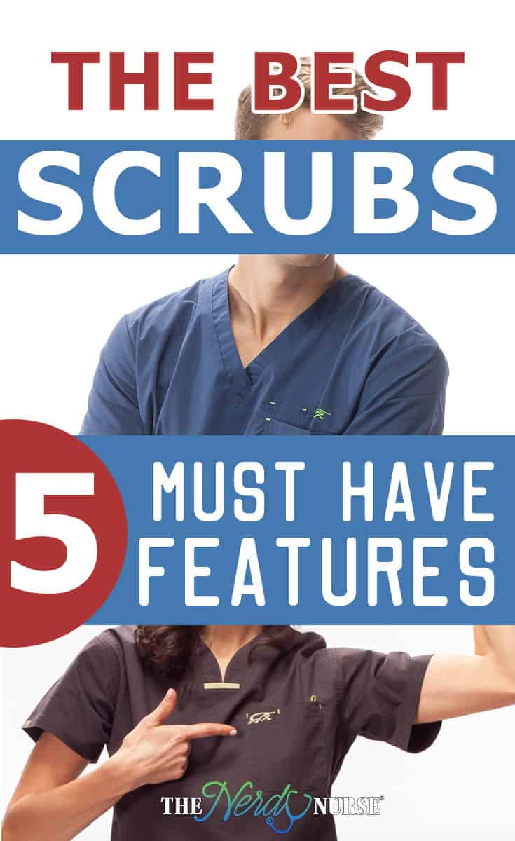 Wearing the best scrubs to work means you'll be comfortable, professional, and ready to tackle anything. Let's talk features that the best scrubs have.