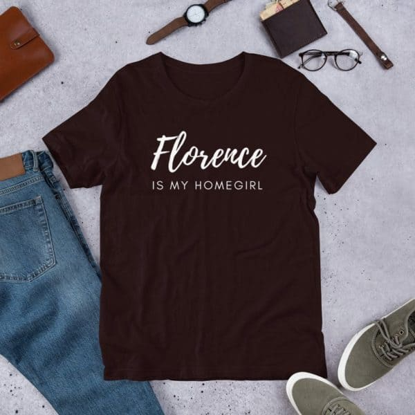 Florence is my Homegirl - Nursing shirt