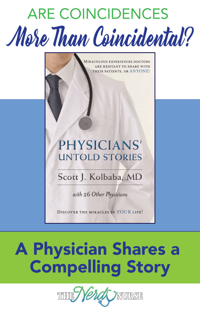 27 Doctors Collaborate on a new book detailing miraculous Physician experiences Have you ever had a moment where you were pondering a problem and suddenly..