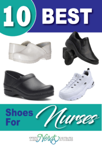 10 Best Shoes for Nurses