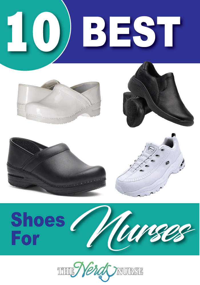 best shoes for nurses - nursing shoes - comfortable nursing shoes