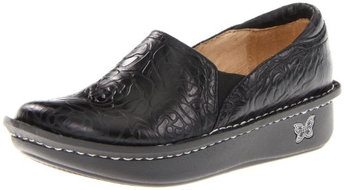 black nursing shoes - work clogs - most comfortable work shoes