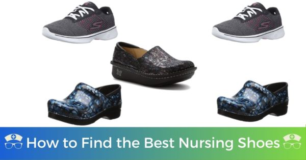 How to Find the Best Nursing Shoes