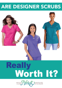 While many complain of the lack of functional and fashionable scrubs, many nurses turn to designer scrubs. But are designer scrubs worth the price tag?