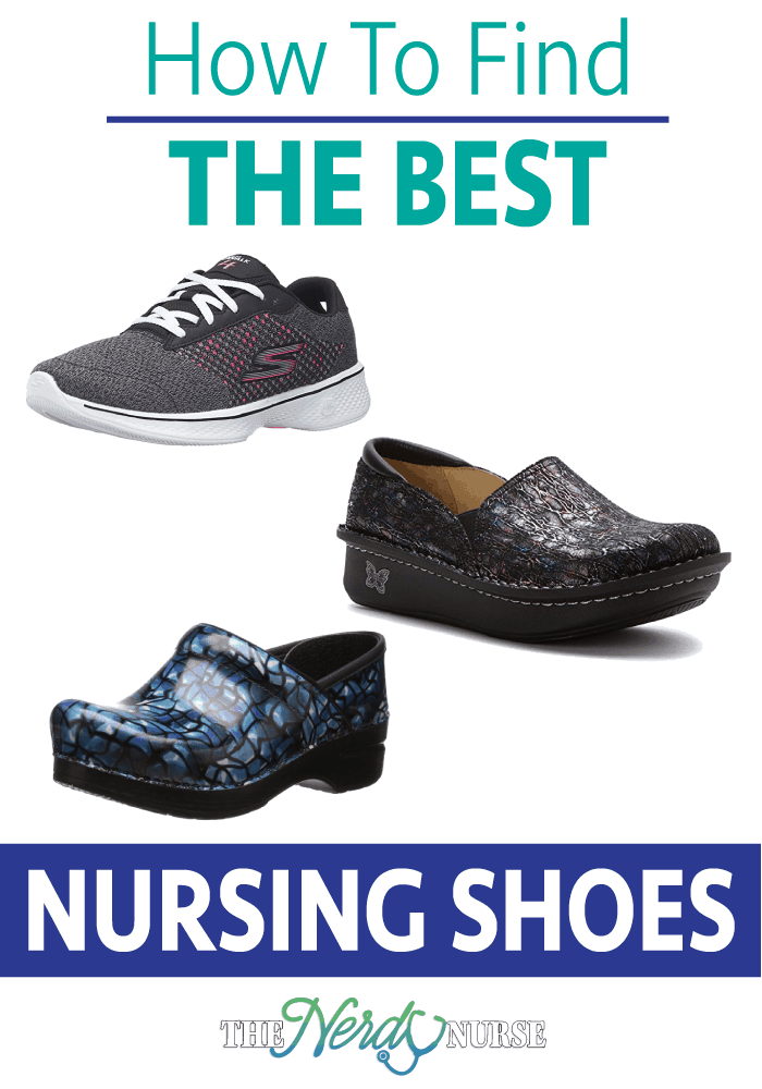 Do you really need the best nursing shoes to fit your hectic lifestyle? Absolutely. You can't just wear ordinary athletic shoes when the going gets tough