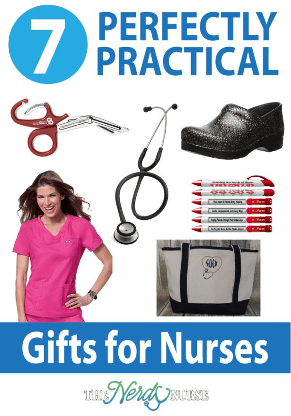 practical gifts for nurses