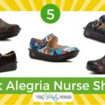 5 Best Alegria Nurse Shoes