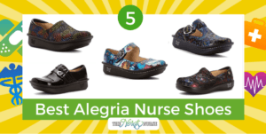 Best Alegria Nurse Shoes - fb