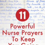 11 Powerful Nurse Prayers to Keep You Going