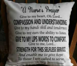 nurse prayers