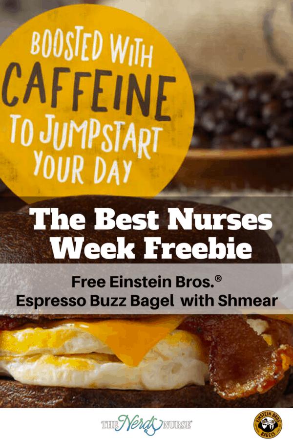 The Best Nurses Week Freebie