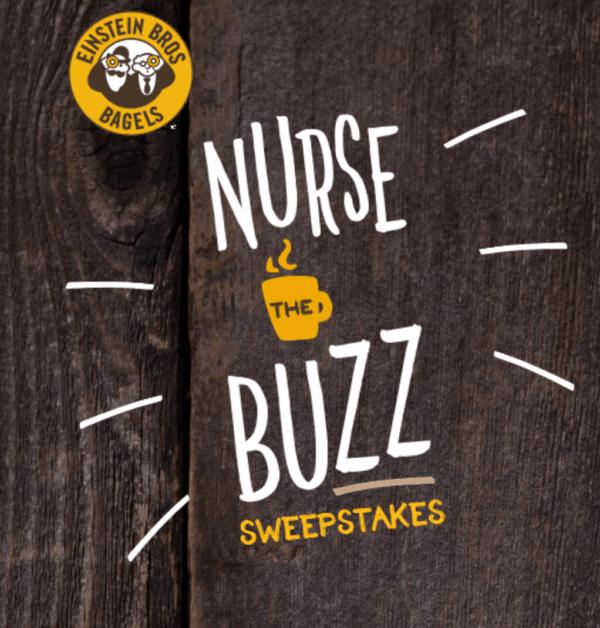 nurse the buzz sweepstakes
