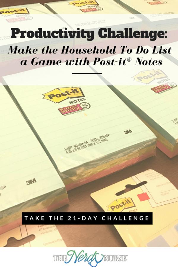 household task list