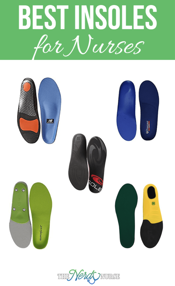 Having a good pair of insoles can make a world of difference in how your feet feel after a long day of work. Let's look at the best insoles for nurses.