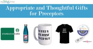 It's important to show your preceptor that you're grateful for all their effort, and finding the right gifts for preceptors will help convey your gratitude. We've talked about gifts for nurses, nurse graduation gifts, and even gifts you can buy for the whole shift. Now let's look at gifts for preceptors.