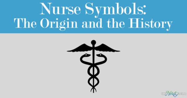 We see nurse symbols all of the time, and likely don't think twice about them. We know that they indicate a nurse, but do we know where they come from?