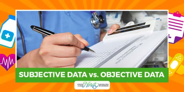 Sometimes as medical professionals, we are trained to look at the numbers. What is missing, however, is the subjective data.