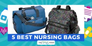 As a nurse you often need an all-purpose bag that can fit in your everyday essentials. I've put together a list of the best nursing bags.