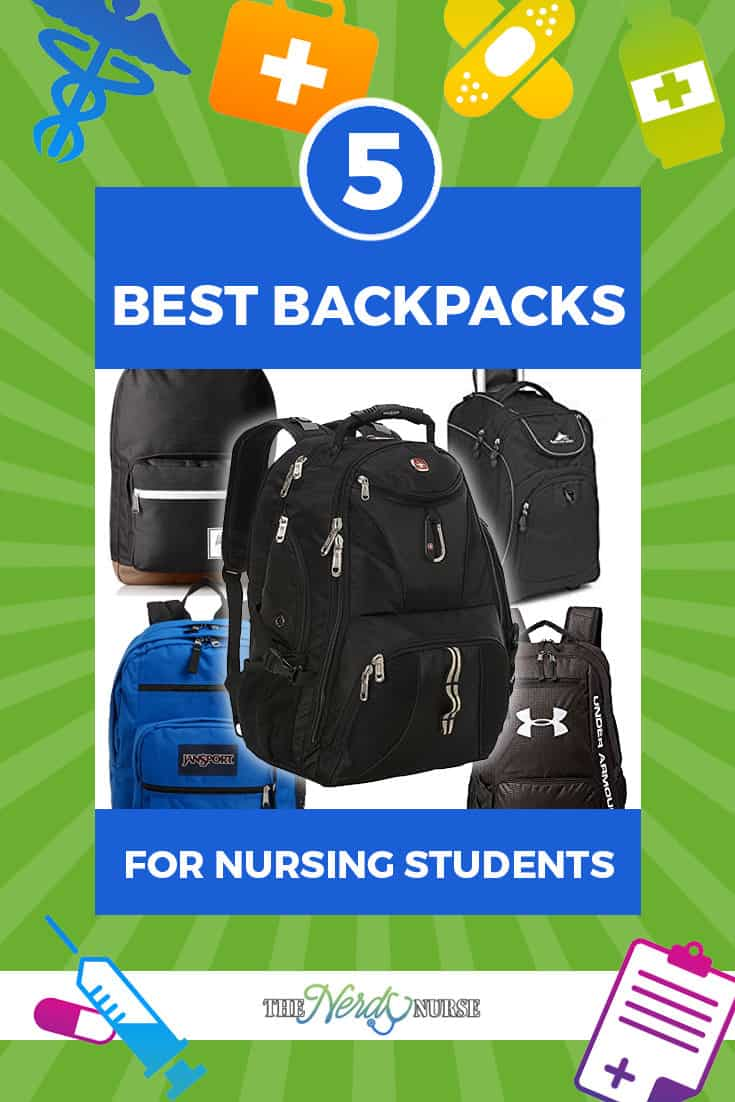 What you need is a good backpack to carry everything. To make things much simpler we have listed top choices of best backpacks for nursing students.